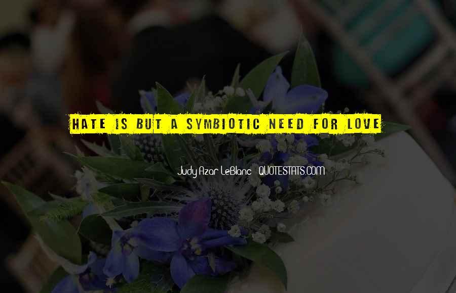 Symbiotic Quotes #406713