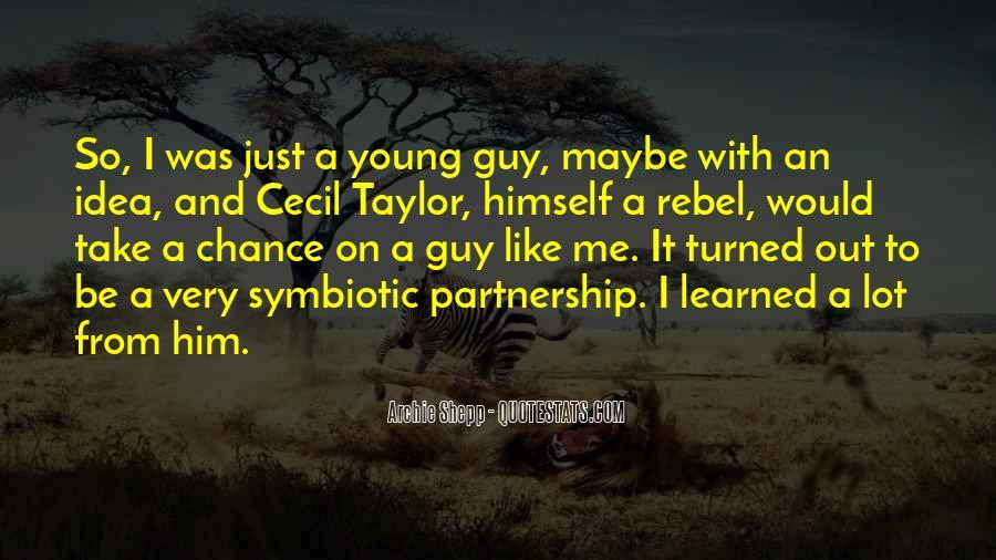Symbiotic Quotes #428101