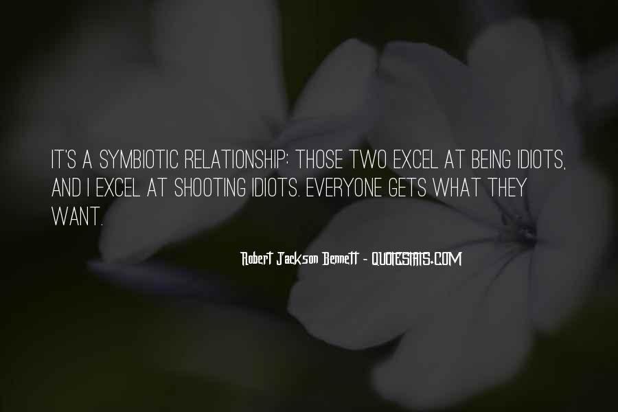 Symbiotic Quotes #580224