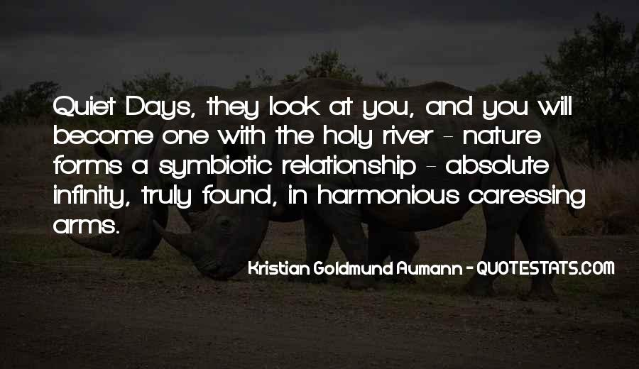 Symbiotic Quotes #836368