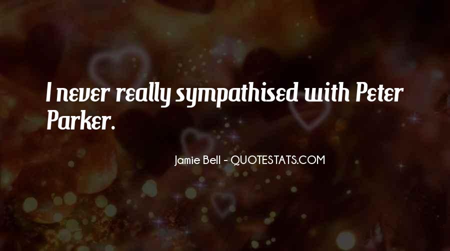 Sympathised Quotes #1532320