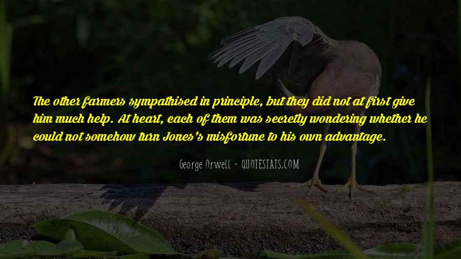 Sympathised Quotes #195835