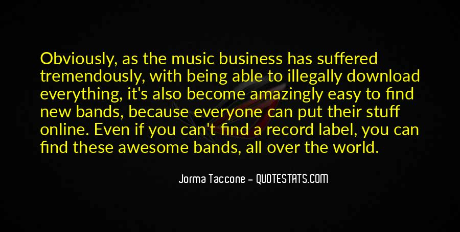 Taccone's Quotes #1707113