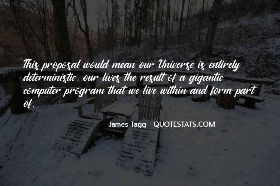 Tagg Quotes #778555