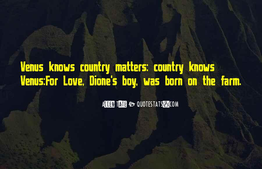 Tate's Quotes #120681