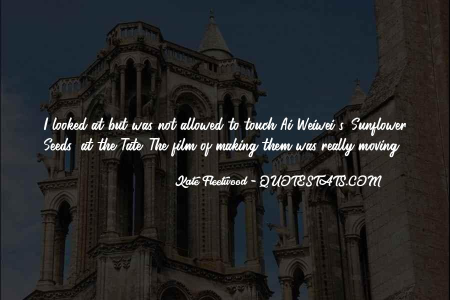 Tate's Quotes #1277130