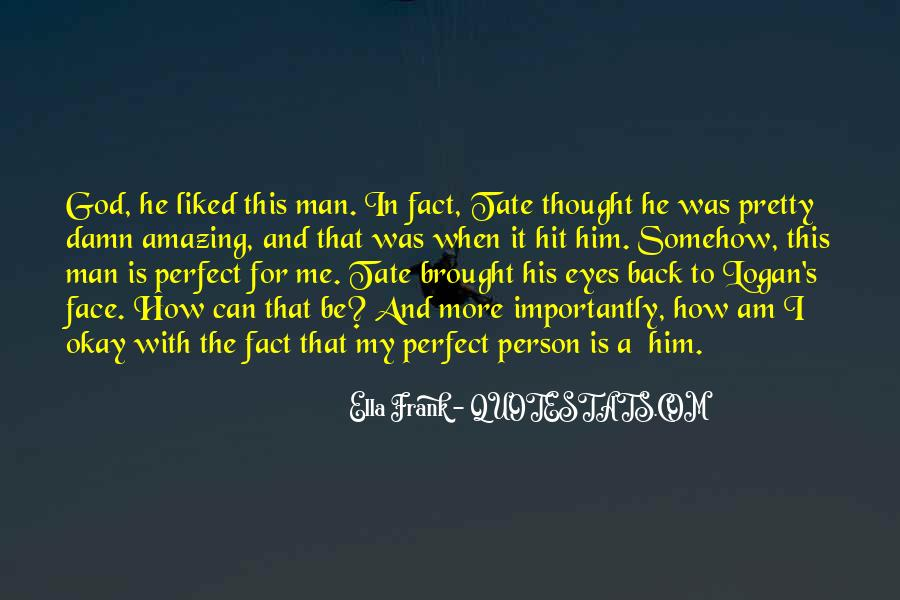 Tate's Quotes #1297263