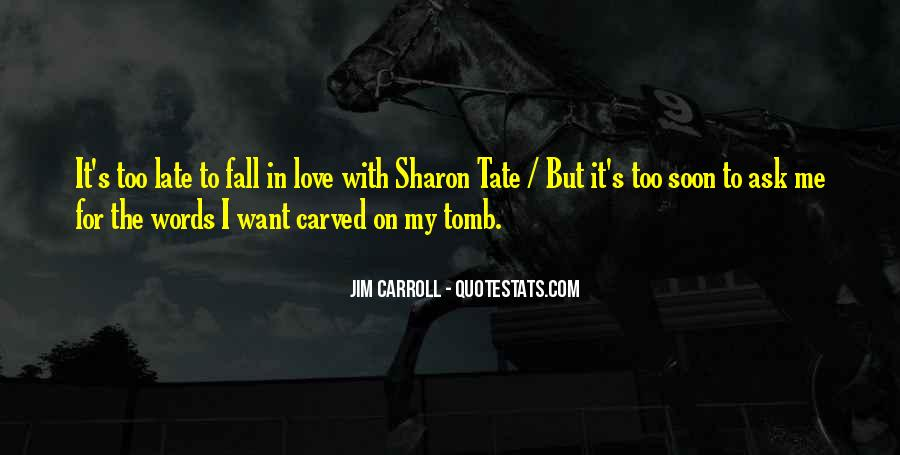 Tate's Quotes #214617