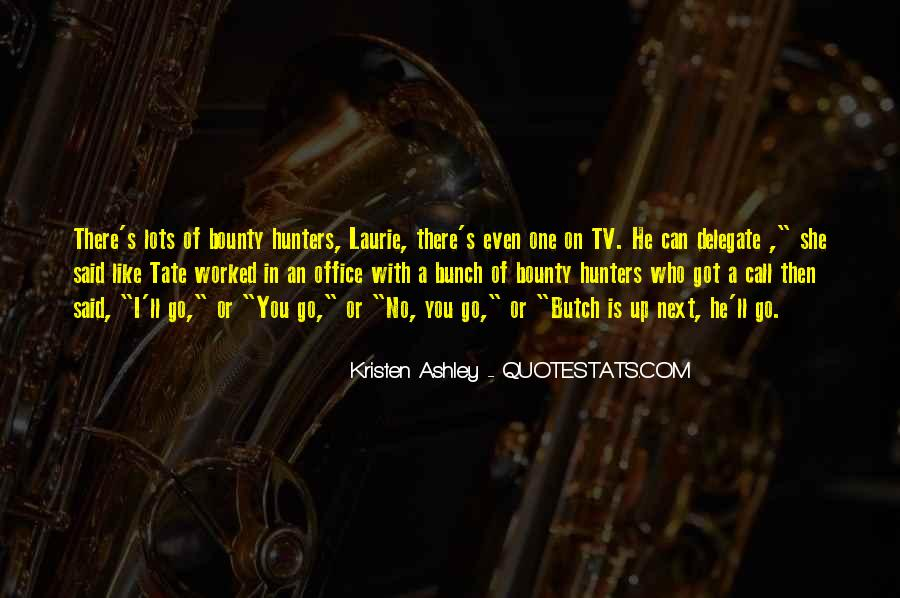 Tate's Quotes #292253