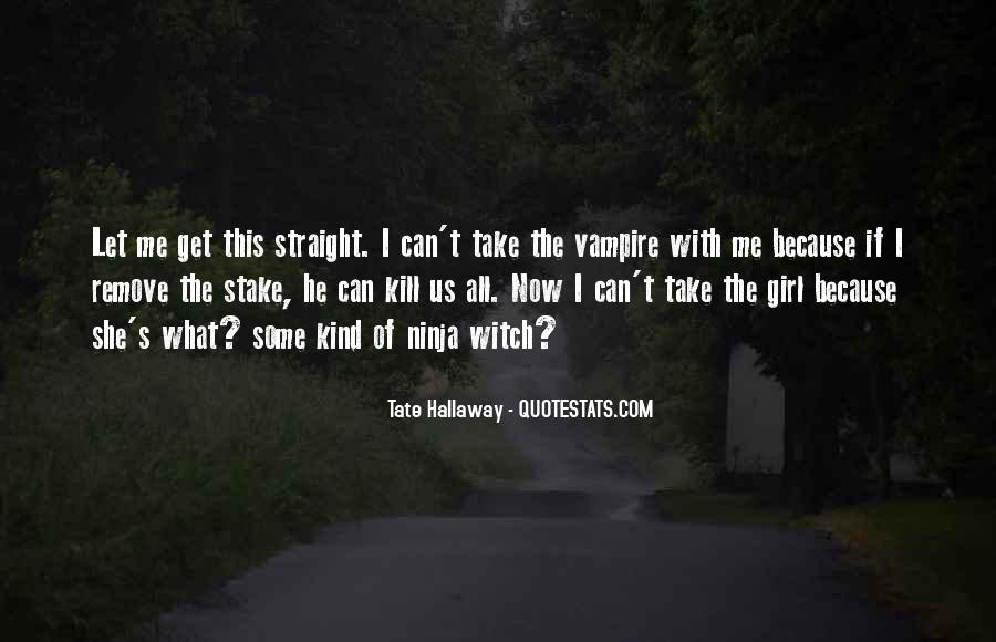 Tate's Quotes #313048