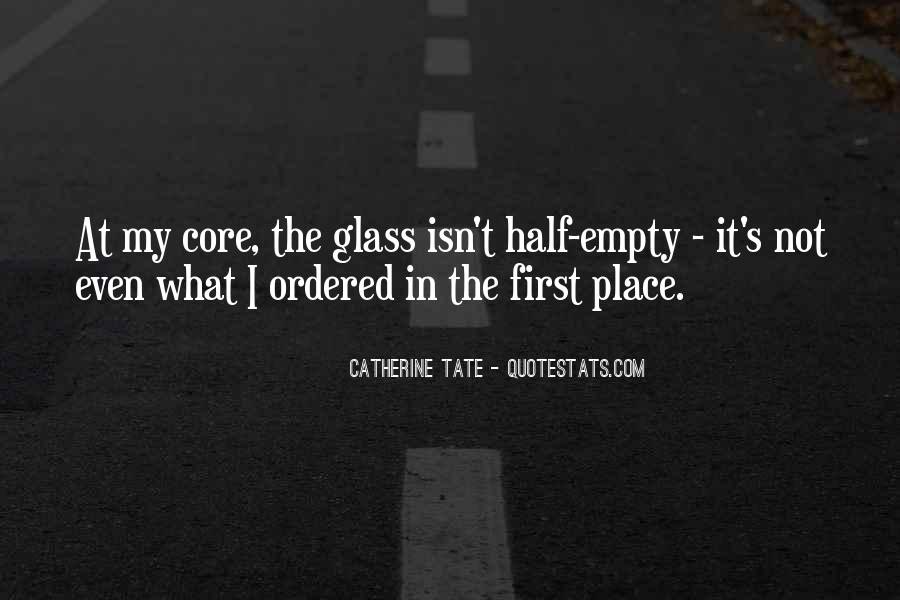 Tate's Quotes #609974
