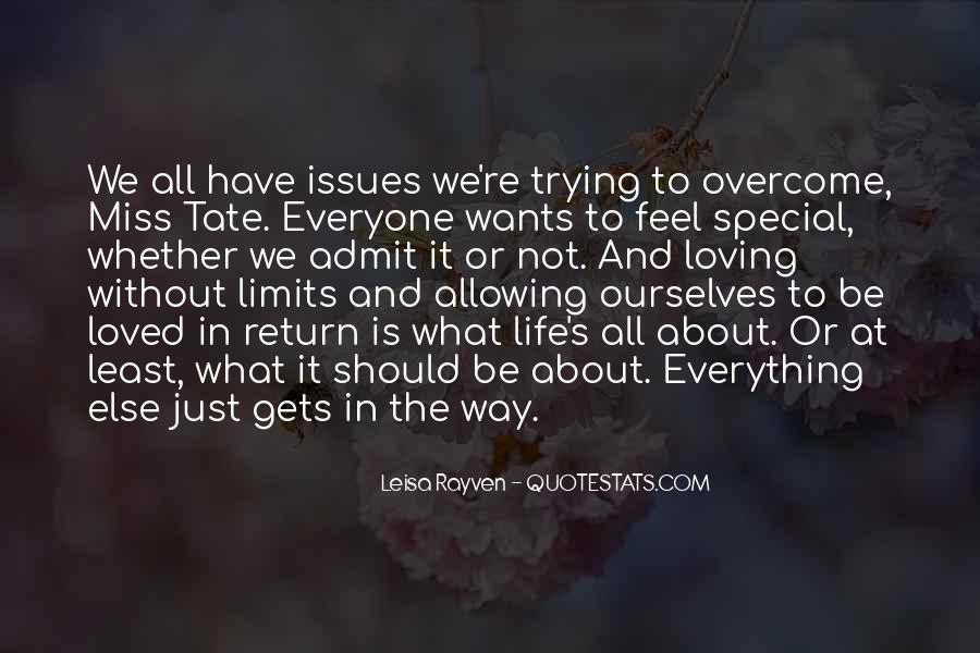 Tate's Quotes #683902