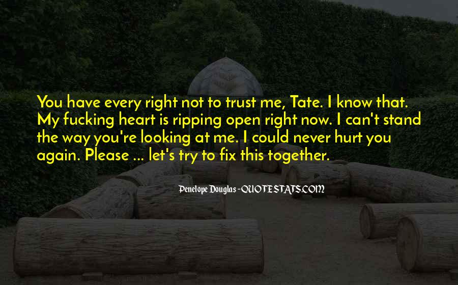 Tate's Quotes #847047