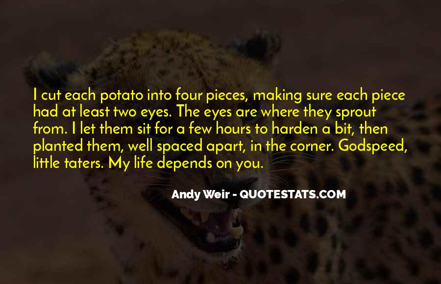 Taters Quotes #234721
