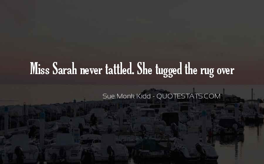 Tattled Quotes #1014692