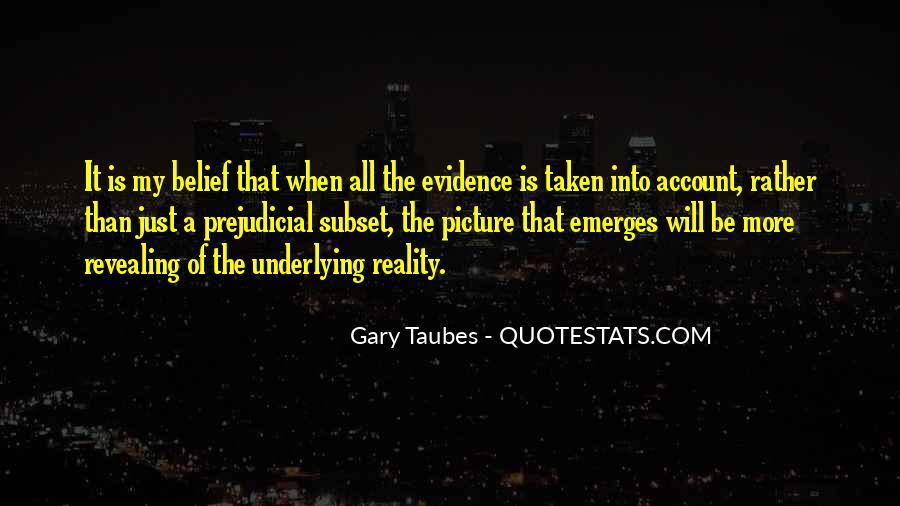 Taubes Quotes #1745123