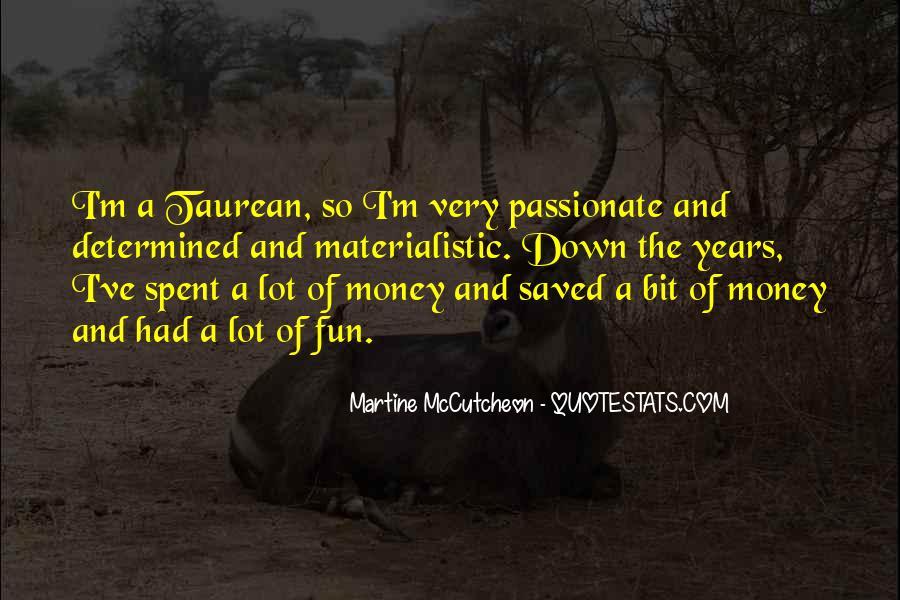 Taurean Quotes #1359727