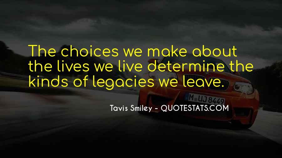 Tavis Quotes #1034927