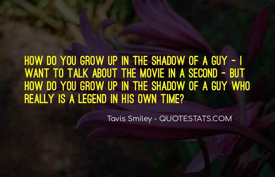 Tavis Quotes #1110463