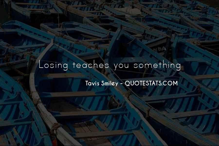 Tavis Quotes #1625422