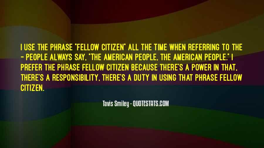Tavis Quotes #494775