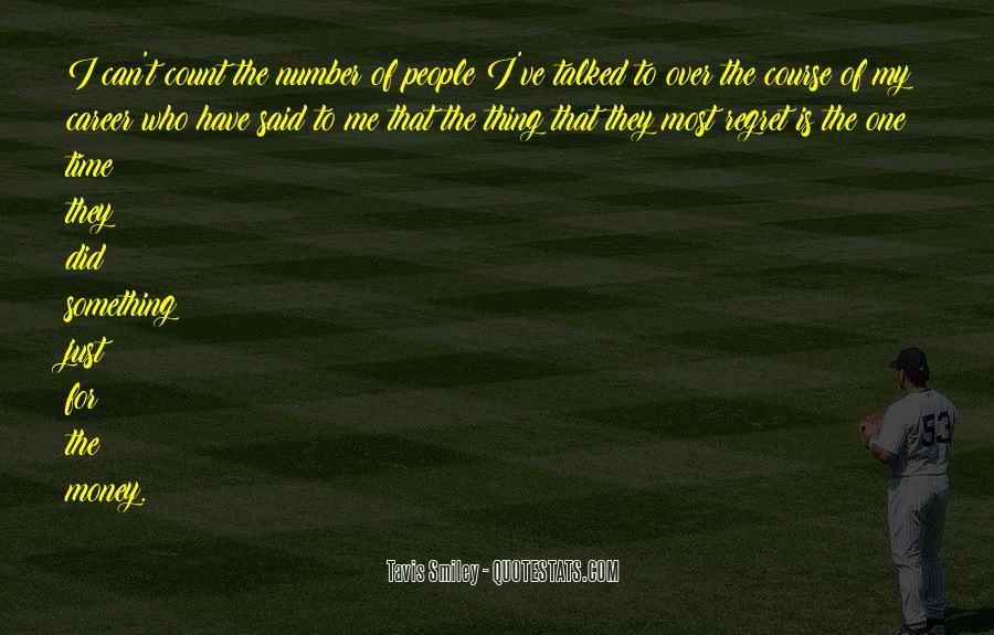 Tavis Quotes #750293