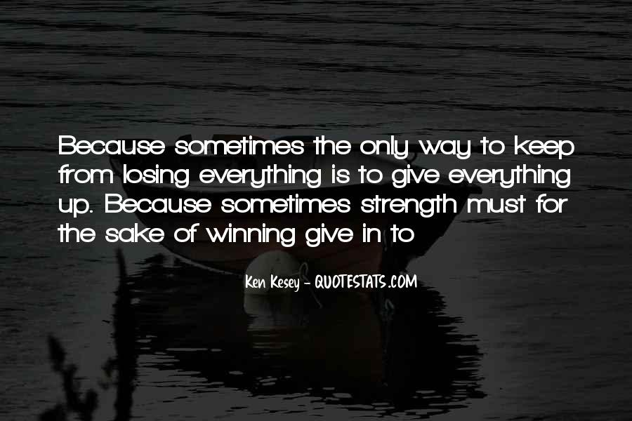 Teaspoonful Quotes #1160378