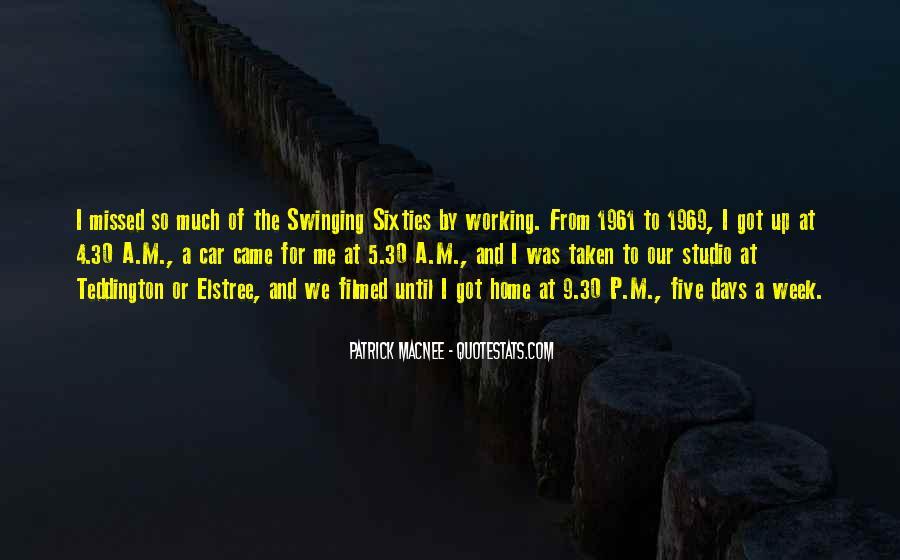 Teddington Quotes #106975