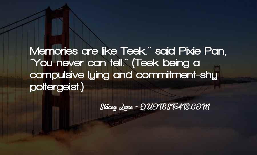 Teek Quotes #1119040