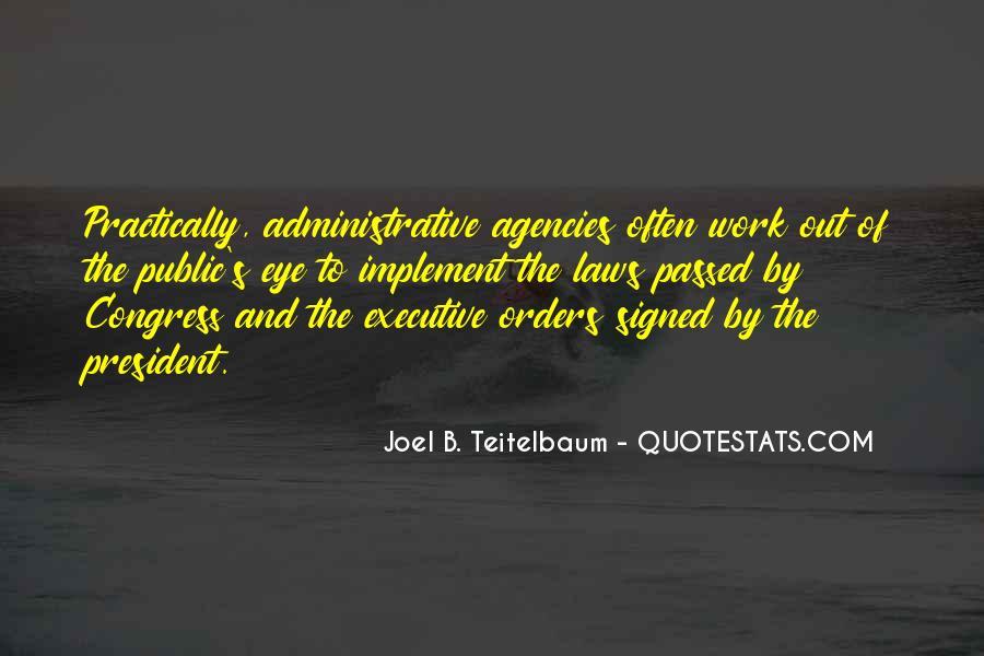 Teitelbaum Quotes #1050253