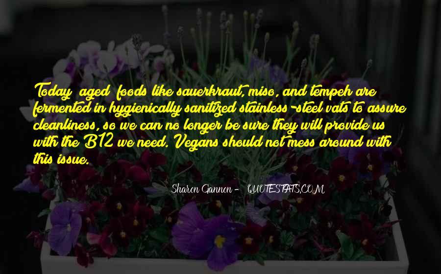 Tempeh Quotes #1239993