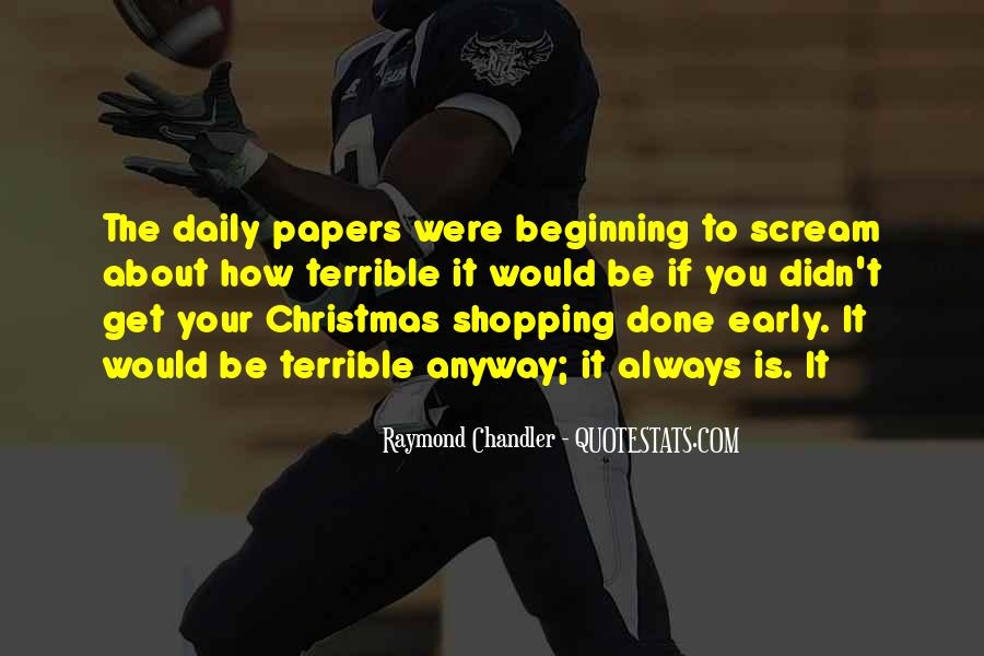 Quotes About Christmas Too Early #1170492