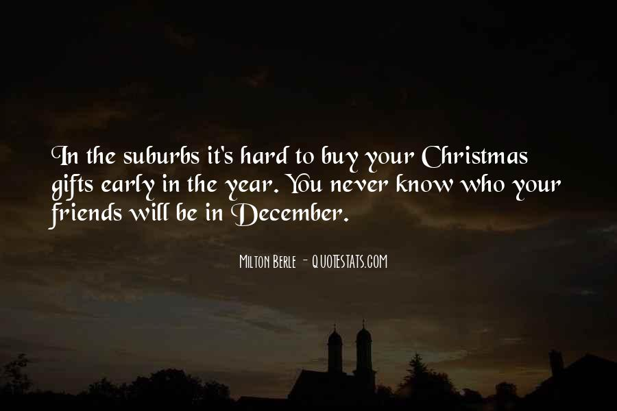 Quotes About Christmas Too Early #1791611