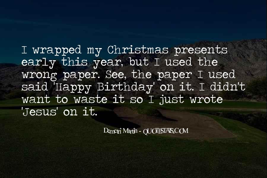Quotes About Christmas Too Early #785519