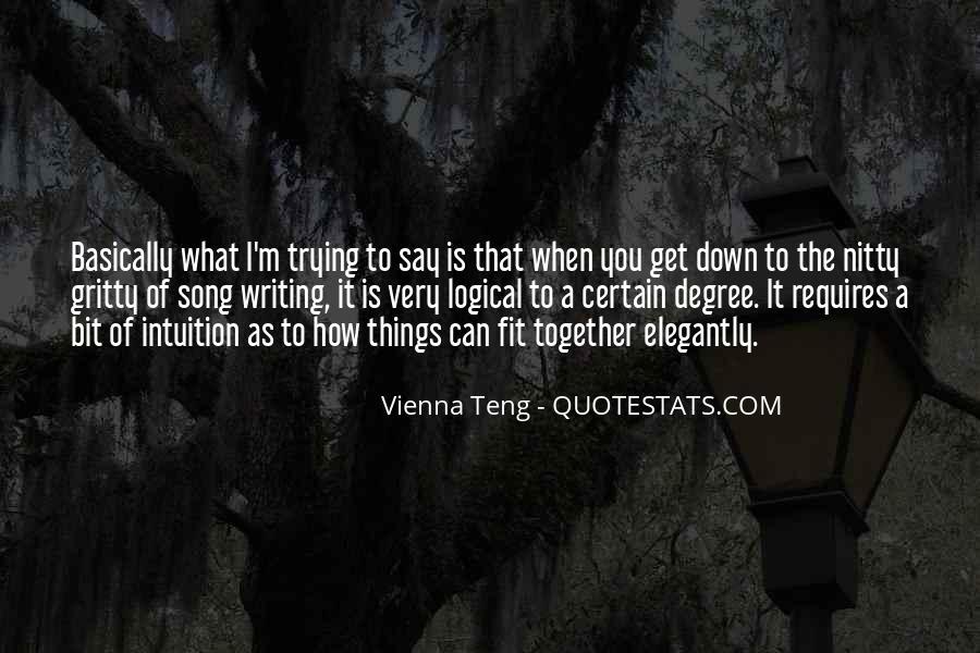 Teng Quotes #1349783
