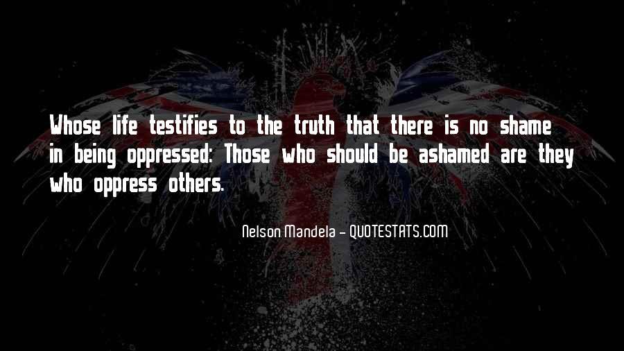 Testifies Quotes #1230296