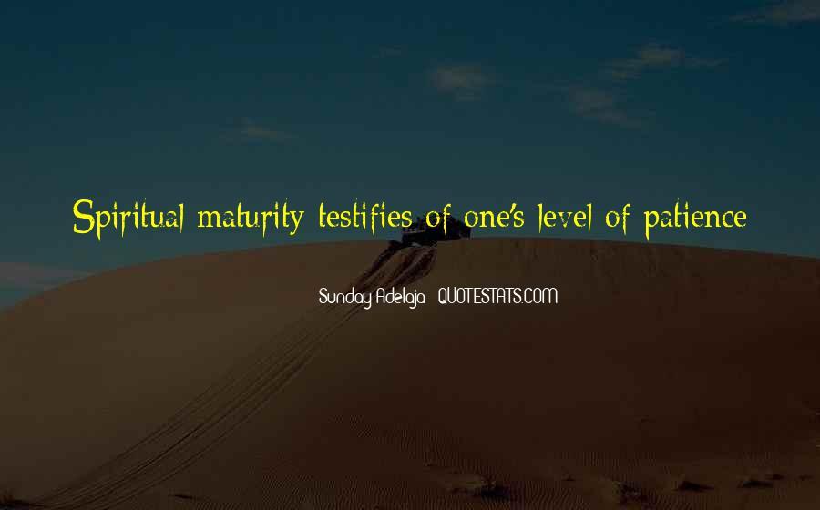Testifies Quotes #9299