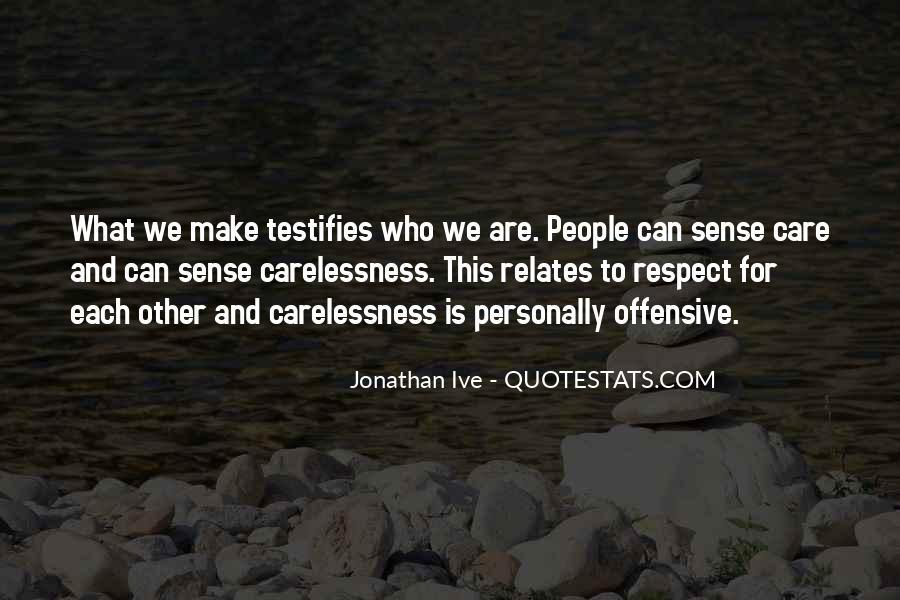 Testifies Quotes #966438