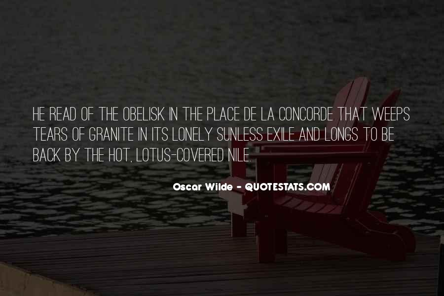 Quotes About Obelisk #90189