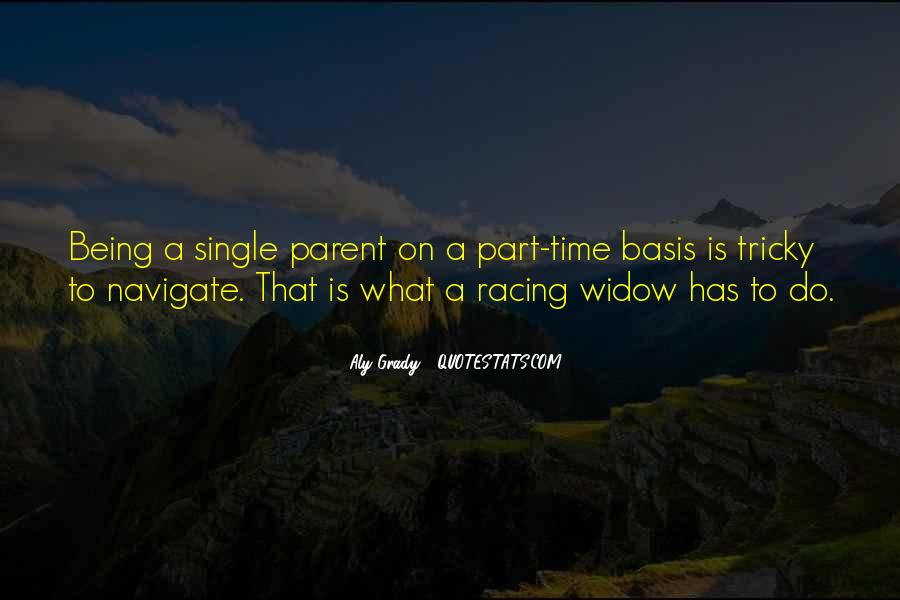 Quotes About Being Single Parent #1498162