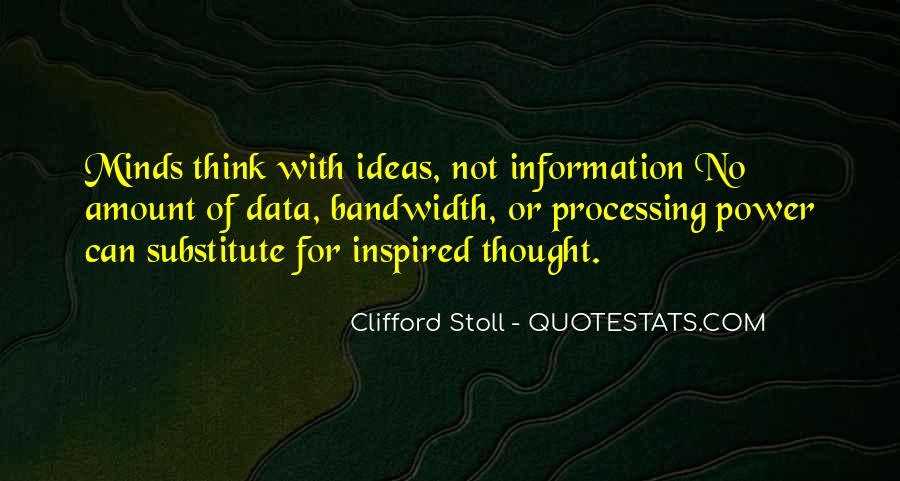 Quotes About Data Processing #1220590