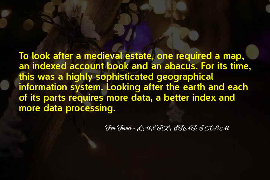 Quotes About Data Processing #1587256