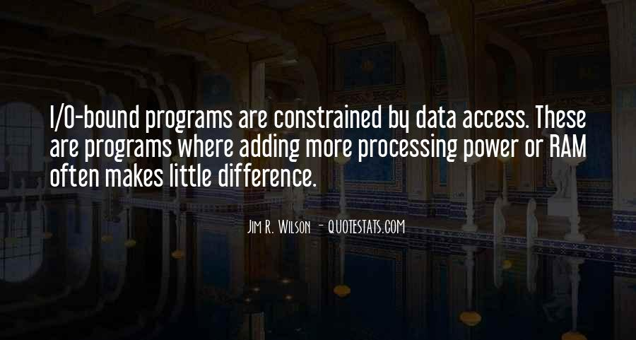 Quotes About Data Processing #600965