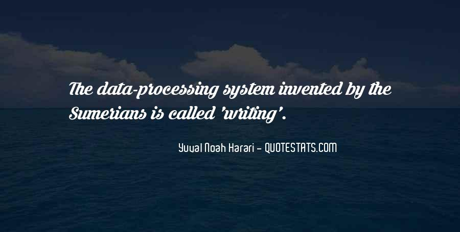 Quotes About Data Processing #785459