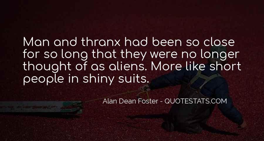 Thranx Quotes #1535804