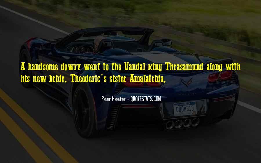 Thrasamund Quotes #1518612