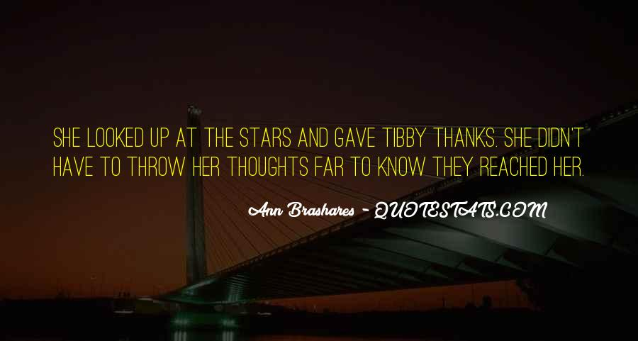 Tibby's Quotes #1225612