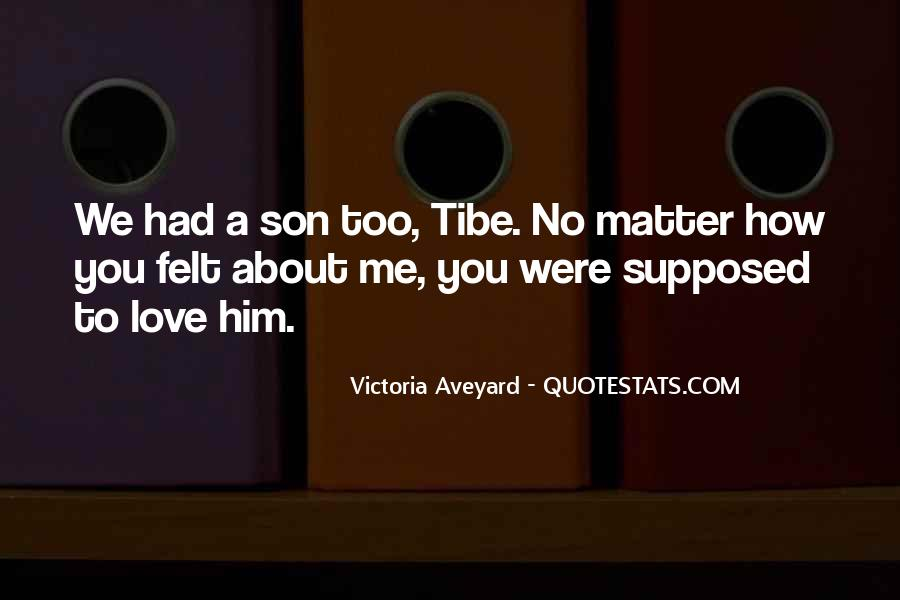 Tibe Quotes #1718082