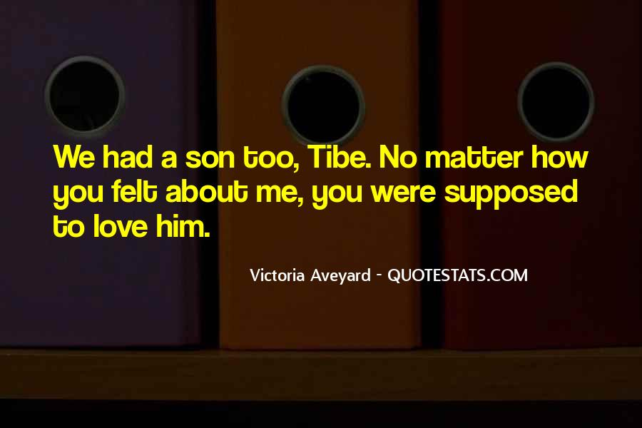 Tibe's Quotes #1718082
