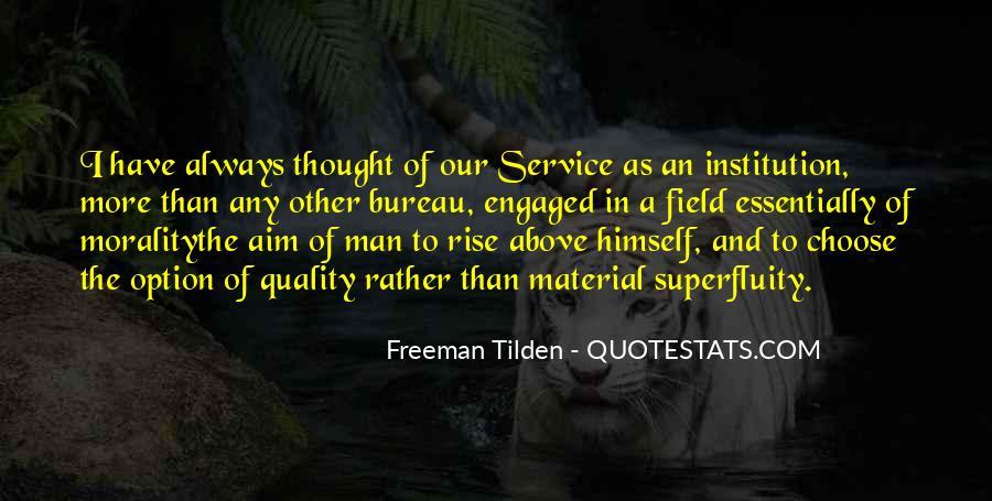 Tilden's Quotes #1197638